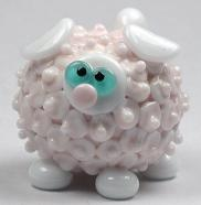 Pink & White Sheep