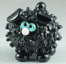Black Ninja Sheep