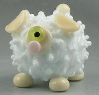 Cyclops White Sheep