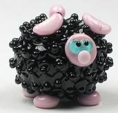 Pink & Black Sheep
