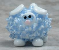 Blue & White Fancy Sheep