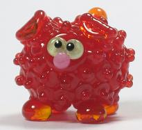 Transparent Red Sheep