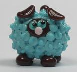 Turquoise & Brown Sheep