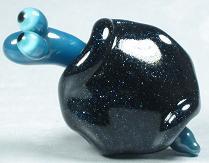 Sparkly Blue Turtle