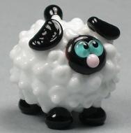 White & Black Sheep