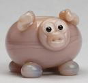 Seashell Swirl Pig