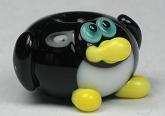 Black Fat Penguin