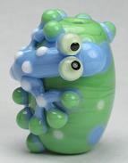 Blue & Green Lizard