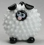 White & Black Lentil Sheep