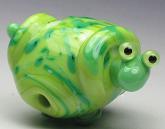 Green Striped Turtle