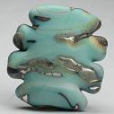 Turquoise Mine Focal