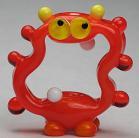 Crazy Orange Alien