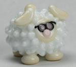Lampworking Sheep