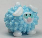 Sky Blue Sheep