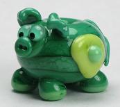 Green Eggs & Ham Pig