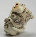 Silvered Ivory Chameleon