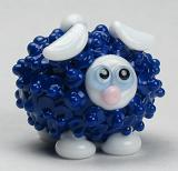 Blue & White Sheep