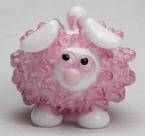 Fuschia Fancy Sheep