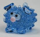 Transparent Blue Sheep