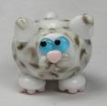 Snow Leopard Fat Cat