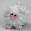 Pink & White Sheep