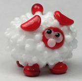 Red & White Sheep