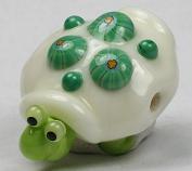Green Murrini Turtle