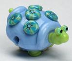 Blue Murrini Turtle