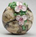 Stone Floral Lentil