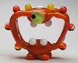 Cyclops Orange Alien