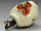 Amber Flowered Turtle