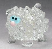 Clear Sparkly Sheep