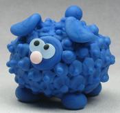 Jen's Blue Suede Sheep