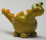 Retro Avocado Dinosaur