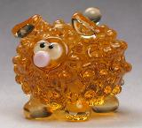 Transparent Amber Sheep