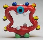 Coral Crazy Cyclops Alien